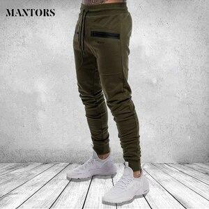 Мужские спортивные штаны, спортивные штаны для фитнеса, повседневные спортивные штаны, Мужские штаны для бега, Брендовые спортивные штаны, ...