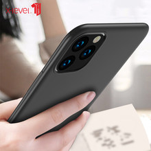 X-Level For iPhone 11 Pro Max Case Soft TPU Ultra Thin Micro Matte Phone Back Cover For iPhone 11 Case iPhone11 Pro(China)