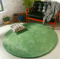 Solid Large Soft Shaggy Round Carpet for Living Room Warm Plush Floor Rugs Fluffy Mats Kids Room Super Thick Area Rug Kilim Mats