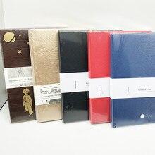 High-end série de artigos de papelaria rampant caderno diário agenda planejador 146