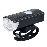GRSRXX USB şarj edilebilir LED lamba bisiklet far IPX6 su geçirmez bisiklet ışığı 1200mAh far ömürlü dayanıklılık MTB ön lamba