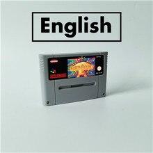 Earthbound karta do gry RPG wersja EUR język angielski oszczędzanie baterii