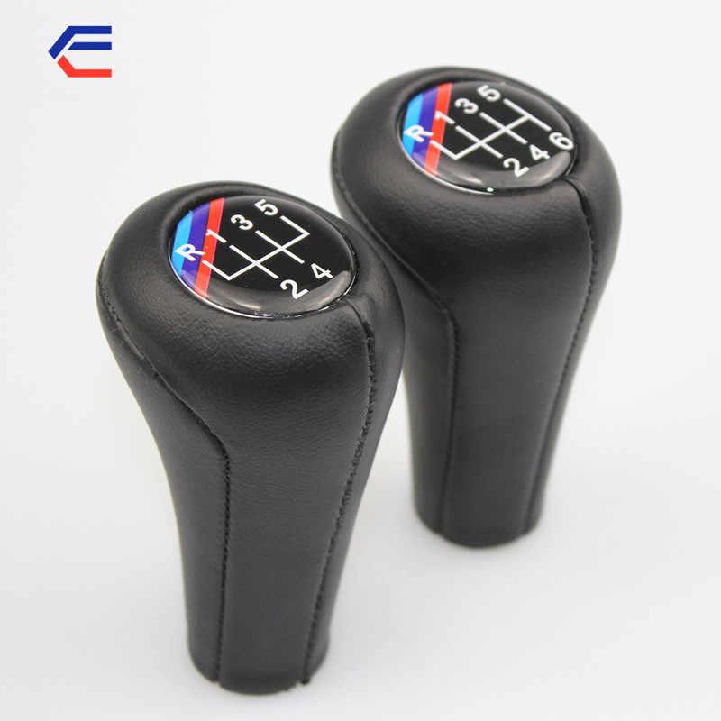 Botão do Deslocamento de Engrenagem do carro Alavanca Esportes Handebol 5 6 Velocidade Para BMW 1 3 5 6 Série E30 E32 E34 E36 E38 E39 E46 E53 E60 E63 E83 E90 E91