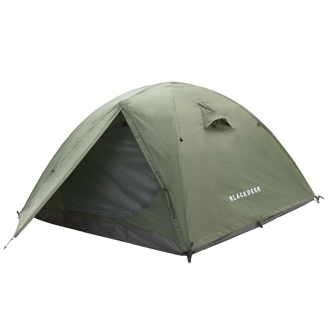 Blackdeer Archeos 3P Tent Backpacking Tent Outdoor Camping 4 Season Tent With Snow Skirt Double Layer Waterproof Hiking Trekking 2