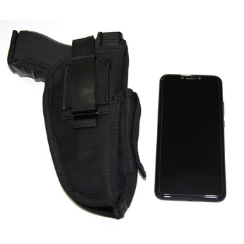 Right Left Hand Gun Holster Concealed Airsoft Pistol Holster for Glock Colt1911 Beretta M9 P226 Pistol Gun Case Magazine Bag 6