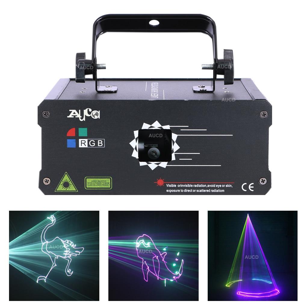 Luz efecto escenario DMX colorido RGB animación escáner láser proyector luces DJ Fiesta Disco haz de luz 30 KPPS 500mW 1W Luces LED de Navidad para exteriores sicsaee, 100 M, 20 M, 10 M, 5 M, Luces de decoración, Luces de hadas, Luces de vacaciones, guirnalda de árbol de iluminación