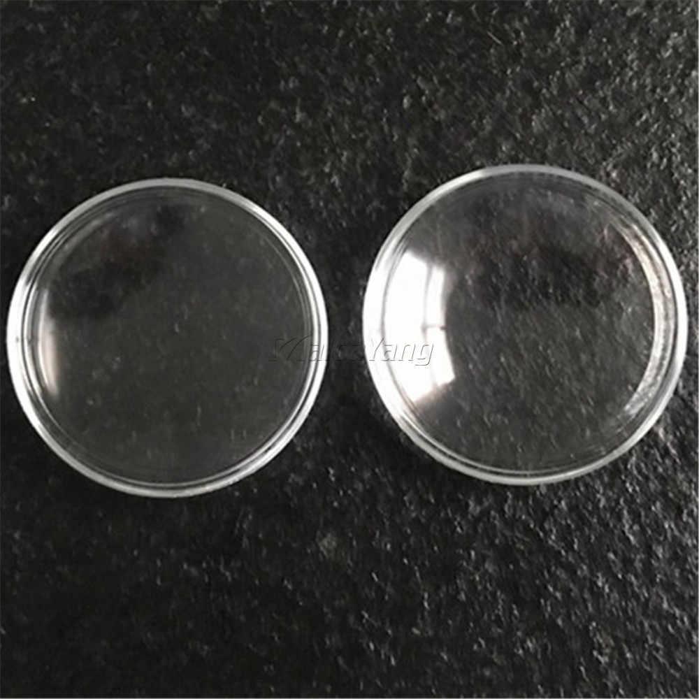 2pcs עגול קוטר 90mm ערפל אורות מנורות אנטי ערפל זכוכית מזג זכוכית עבור סיטרואן C3 C4 C5 c6 C-crosser עצבני קסארה ברלינגו