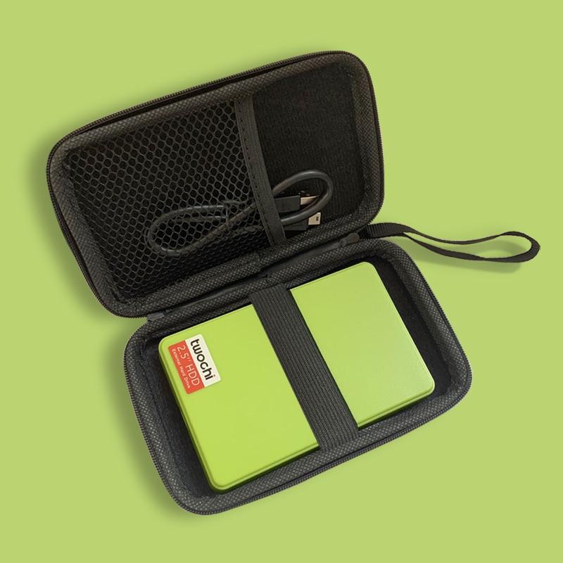 Original twochi 2.5 Inch External Hard Drive Storage 320G 500G Mini USB3.0 1TB 750G 160G 250G HDD Portable External HD Hard Disk 8