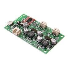 2-Channel Stereo bluetooth Amplifier Board 6W +6W Digital Stereo Audio Power Amplifier Board Module for Speaker
