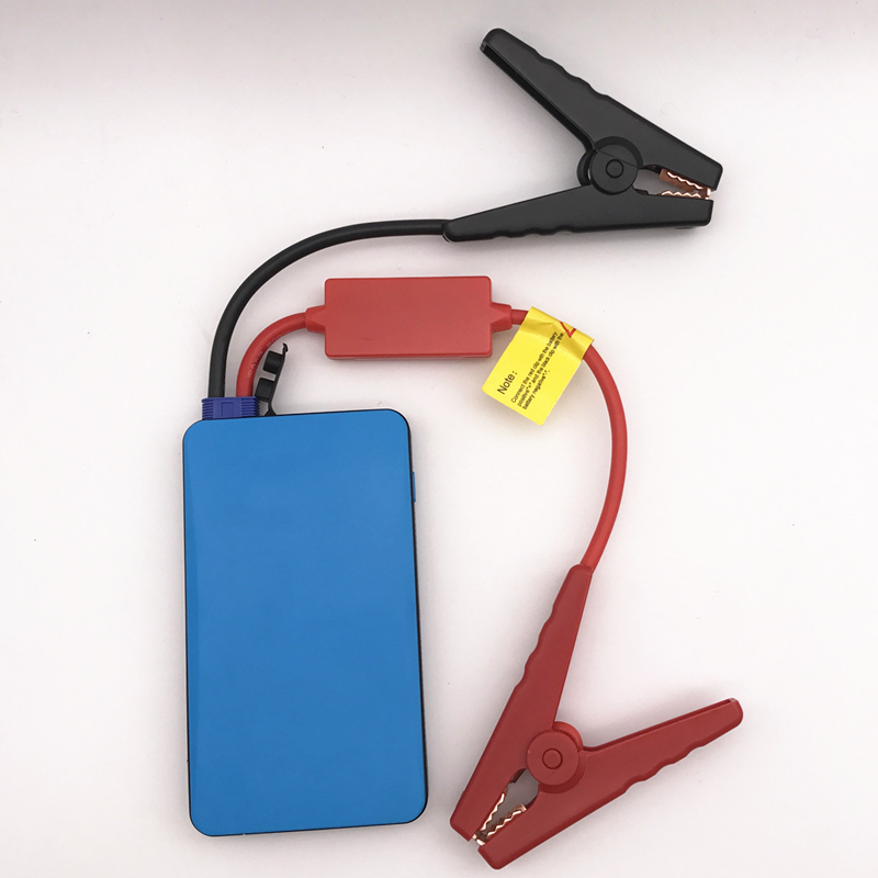 Muti-fuction Mini Portable 12V Car Battey Jump Starter Auto Engine Battery Charger Power Bank Car Booster Battery