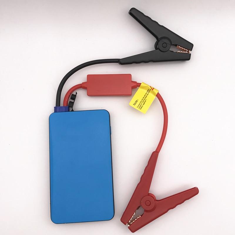Muti fuction Mini Tragbare 12V Auto Battey Starthilfe Auto Motor Batterie Ladegerät Power Bank Auto Booster Batterie-in Starthilfe aus Kraftfahrzeuge und Motorräder bei title=