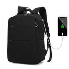 Men Backpack Black Laptop Bag Male Business Waterproof School Bag Men Backpacks For Teenage Back Pack Bookbag Travel Casual Bags