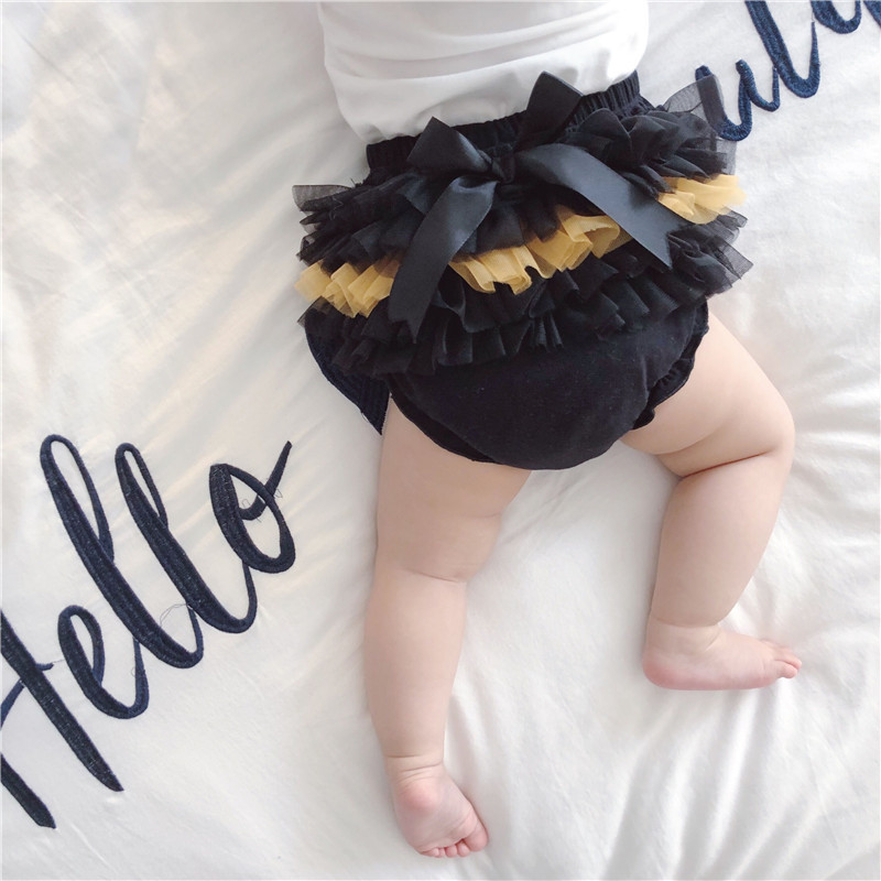 0-3Years Unisex Kids Bow Shorts Clothes Clothing Party Newborn Girl Photoshoot Outfit Baby Boys Girl Bottoms Toddler Pants