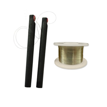 100m Molybdenum Wire LCD Cutting Line with Handle Bar for phone Glass Separator Repair 2016 hxx 1um optical glass scale with 650mm travel length for wire cutting machine