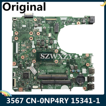 Laptop Motherboard DDR4 I3-6006U I3-7100U 15341-1 Dell Inspiron for 3567 Cn-0np4ry/0np4ry/Np4ry/..