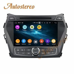 Image 3 - Android 10.0 For Hyundai Santa Fe IX45 2014 2018 Car DVD Player 64GB GPS Navigation Auto Radio Stereo HeadUnit Multimedia Player