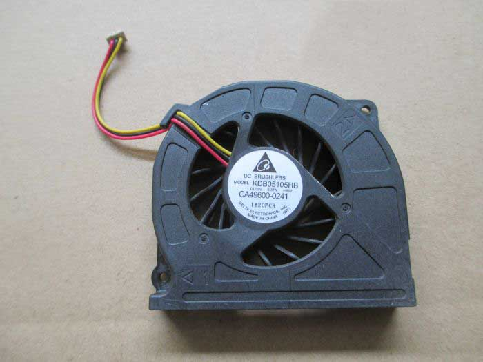 CA49600-0241 KDB05105HB H902 Fan For Fujitsu LifeBook S760 E751 E752 AH701 TH700 E780 T731 AH550 AH551 T730 T900 T901 CPU Fan