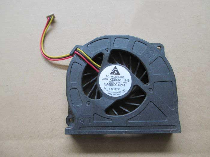 CA49600-0241 KDB05105HB H902 Fan For Fujitsu LifeBook S760 E751 E752 AH701 TH700 E780 T731 AH550 AH551 T730 T900 T901 CPU Fan