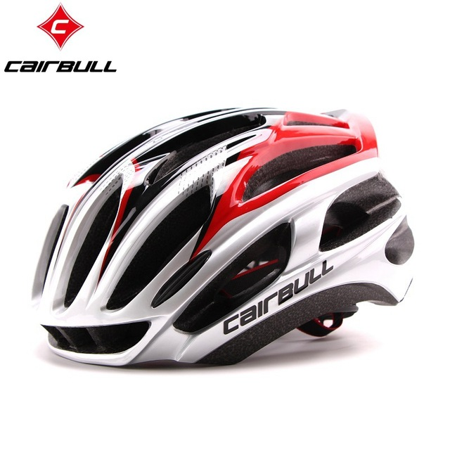 Cairbull capacete de bicicleta respirável, proteção para esportes, mtb, road bike e ciclismo, com 29 aberturas, m/l 2