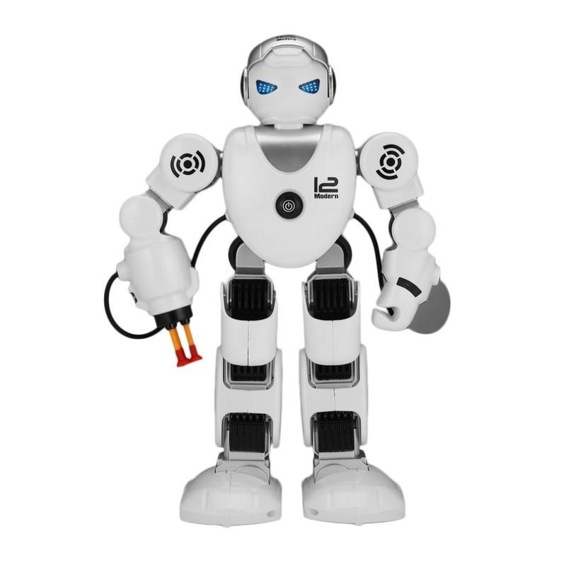 Robot Alpha K1 Smart Programming Robots humanizados juguetes de demostración de baile de juguete para niños de juguete de Robot de Rc de baile de juguete - 4