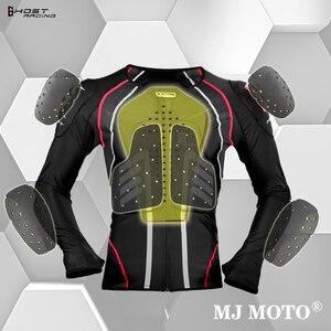 GHOST RACING Motorcycle Jacket