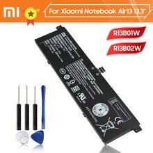 Xiaomi r13b01w r13b02w bateria do telefone para xiaomi mi notebook ar 13 13.3