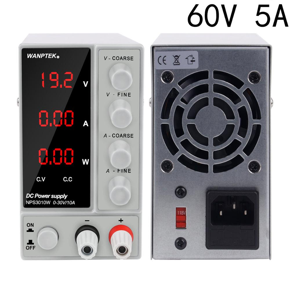 NPSW 30V 10A <font><b>DC</b></font> Adjustable Lab Power <font><b>Supply</b></font> LaboratoryLED Display Adjustable Switching Regulator <font><b>Dc</b></font> Power <font><b>Supplies</b></font> <font><b>30</b></font> <font><b>V</b></font> image