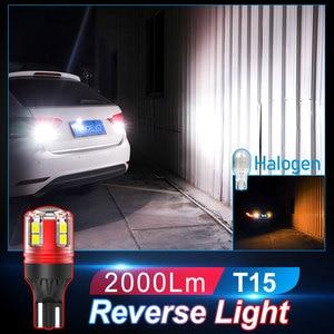 Image 5 - NAO W16W LED أضواء T15 T16 12 فولت 24 فولت 2000Lm سيارة احتياطية لمبة أبيض أحمر 912 لسيارات Bmw e46 e90 e39 السيارات عكس الذيل ملحقات المصابيح