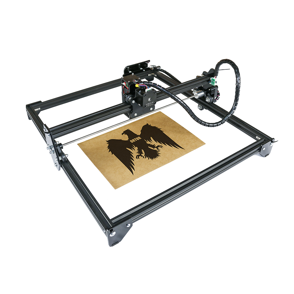 Best Selling Ortur 7W 15W High Speed Mini CNC Laser Engraver For Metal Engraving Carving Machine