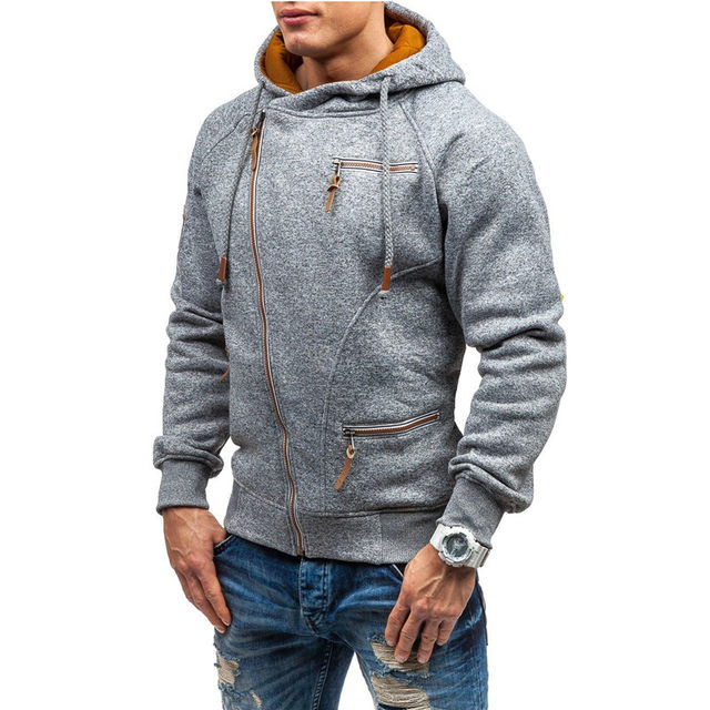 Covrlge Hoodies Men Autumn Casual 14
