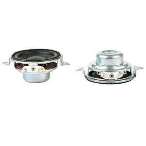 Image 4 - Tenghong 2pcs 40MM Portable Audio Speaker 2Ohm 5W 16 Core Full Range Speakers Bass Multimedia Loudspeaker For Home Theater DIY
