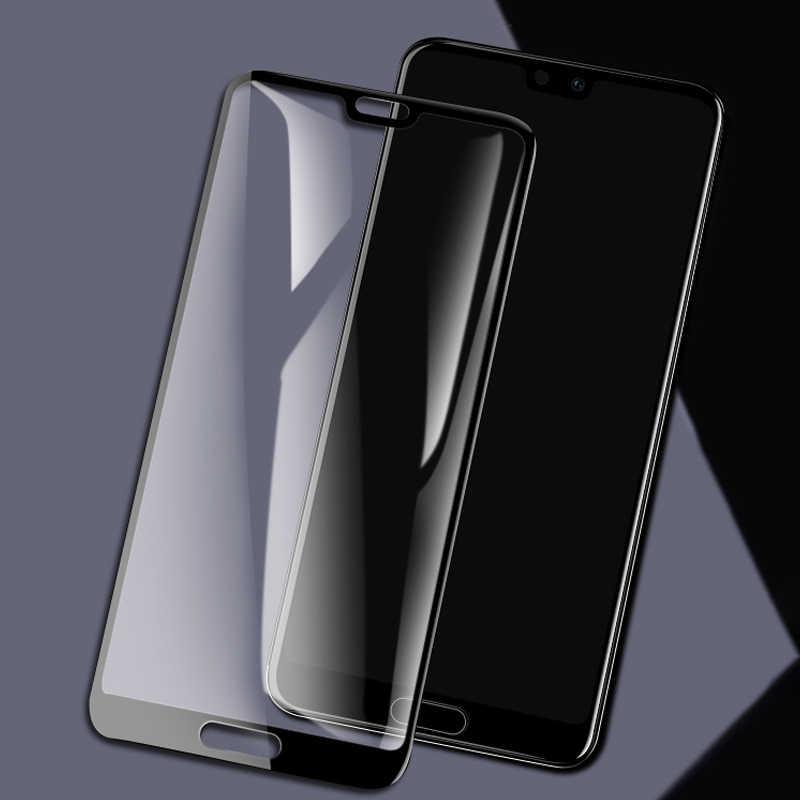 3D Che Phủ Toàn Bộ Kính Cường Lực Dành Cho Huawei P10 P20 P30 Lite Plus Bảo Vệ Màn Hình Trong Cho Huawei Nova 3 3E 3i 4 Kính Bảo Vệ