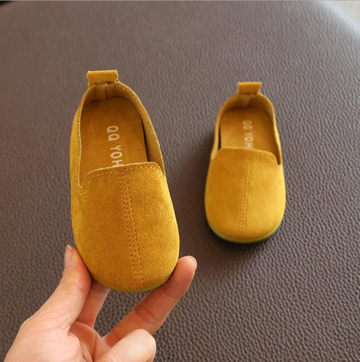 Spring Autumn Baby Girls Boys  Bean Shoes Toddler 4Colors 1-3Years 22-27 P01 TX08 3
