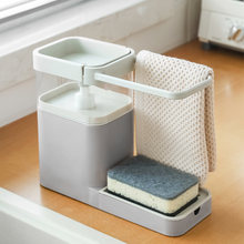 045 Многофункциональный кухонный ручной дозатор жидкого мыла