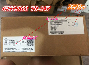 Image 5 - Aoweziic 2020 + 100% neue importiert original GT50JR22 50JR22 ZU 247 IGBT power transistor 50A 600V