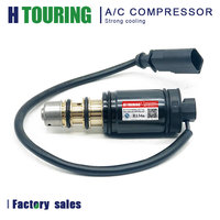CAR AC Air Conditioning Compressor refrigerant Electronic Solenoid Control Valve for VW Volkswagen Polo Touareg 4.2 Amarok