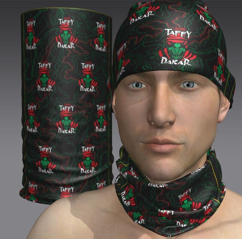 Customized With LOGO Neck Tube Buffe Cycling Bandana Ski Masks Multifunctional Headwears Outdoors Seamless Bandana MOQ