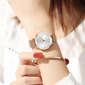 Image 4 - DOM New Women Luxury Brand Watch Simple Quartz Lady Waterproof Wristwatch Female Fashion Casual Watches Clock reloj mujer G 1307