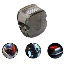 Motorcycle LED Retro Tail Brake Turn Signal Light For Yamaha FZ600 Motor Accessories