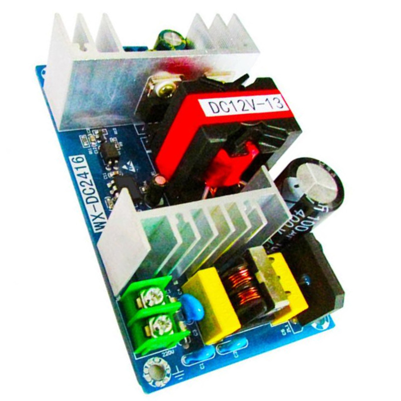 AC DC Converter LED Driver 110V <font><b>220V</b></font> <font><b>to</b></font> DC <font><b>12V</b></font> 13A 150W Switching Power Supply Board Power Source <font><b>Module</b></font> image