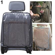 Car Auto Seat Back Protector Cover for Children Kick Mat Mud Clean Accessories