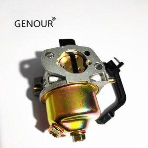Image 2 - Generator Carburetor For China generator power Equipment EC3000 3500 4000 Watt 6.5HP Generator,168F engine generator carburetor