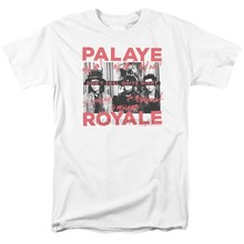Authentic Palaye Royale Oh No Boom BOom Room T-shirt S M L X 2X 3X 4X 5X top(China)