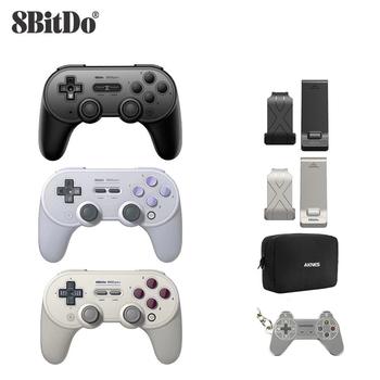 8bitdo SN30 PRO+ Wireless Joystick Bluetooth Remote Game Controller Gamepad for Windows/Android/macOS/Nintendo Switch