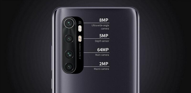 Xiaomi Mi Note 10 Lite Smartphone
