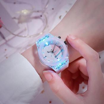 Watermelon Fruit Watches Hot In 2020 Fashion Colorful Light Source Boys Watch Girls Kids Party Gift Clock Wrist Relogio Feminino 2
