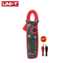 UNI-T UT210C True RMS Auto-Range Digital AC/DC Voltage Current Multimeter with NCV Temperature Test Clamp Meter Multimeter