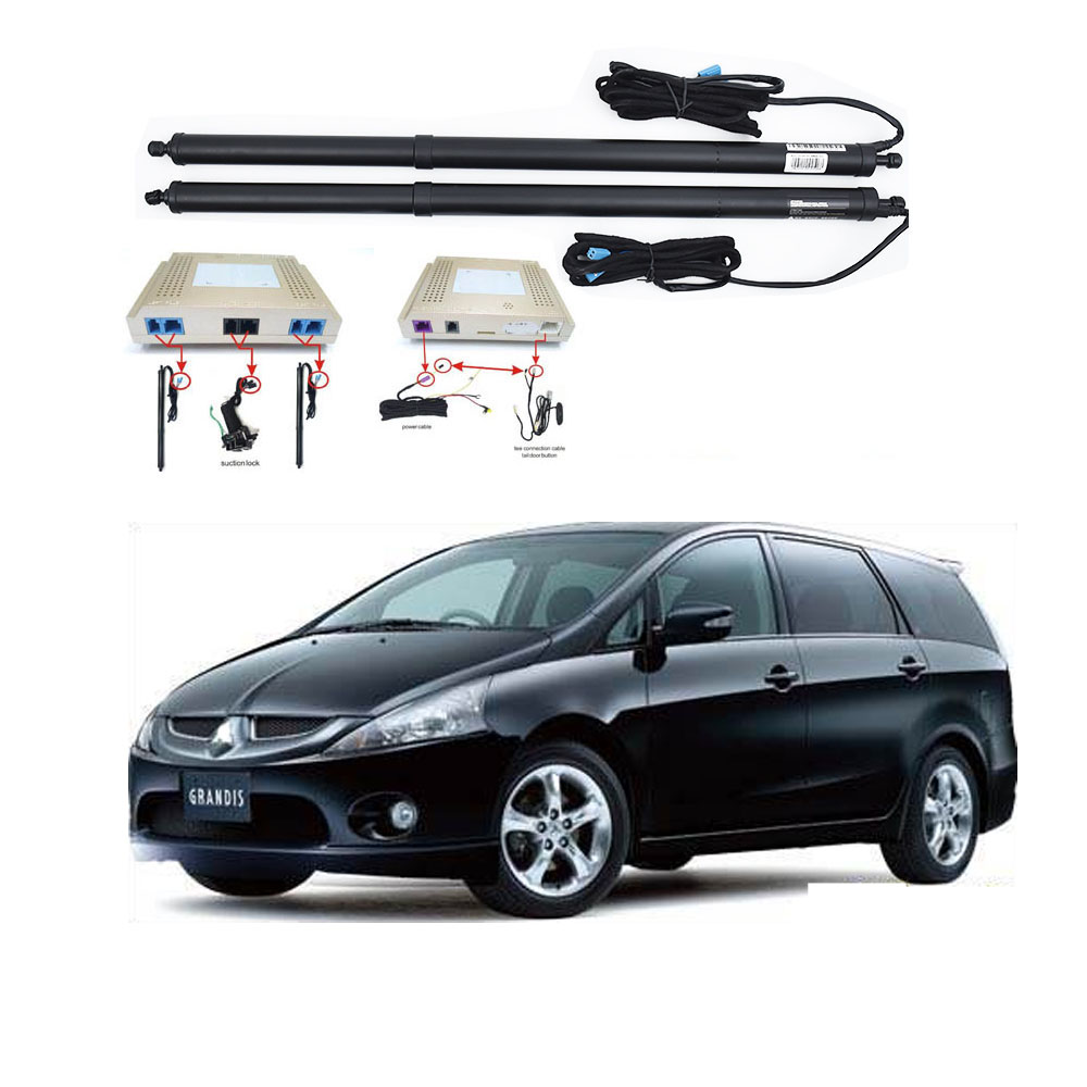 New Electric Tailgate Refitted For MITSUBISHI GRANDIS 2016-2020 Tail Box Intelligent Electric Tail Door Power Tailgate Lift Lock