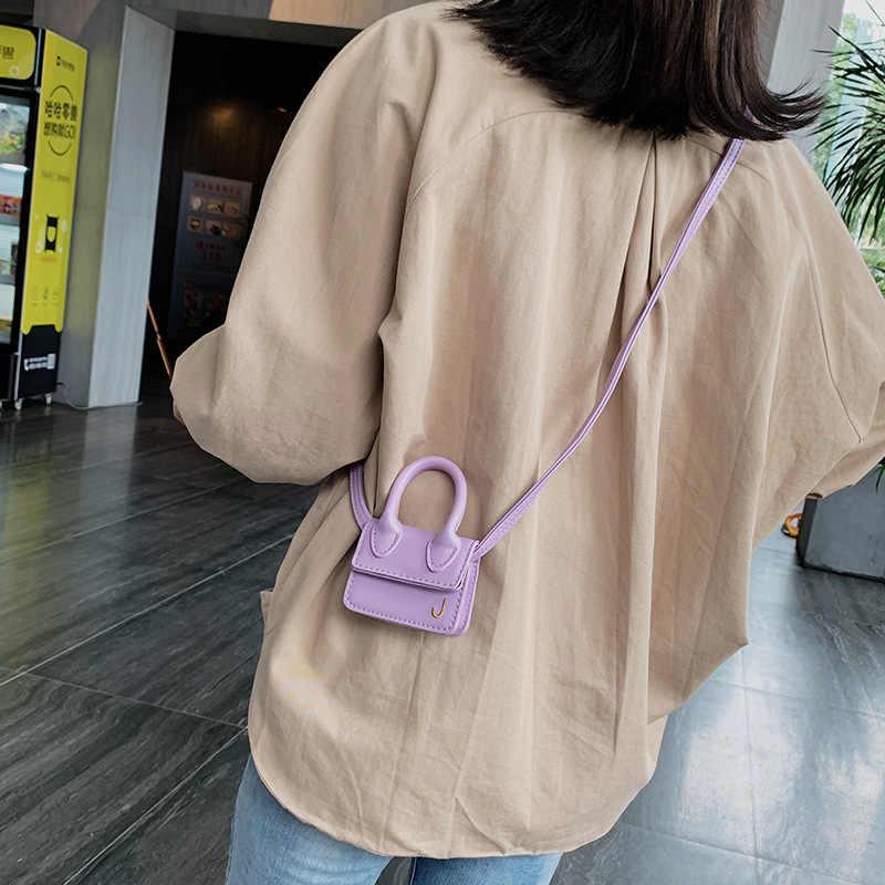 Bolsas de ombro femininas modernas, pequena bolsa de crossbody para mulheres, estilosa, 2020