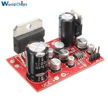Placa amplificadora de Audio estéreo DC 12V TDA7379 38W + 38W, con preamplificador AD828 super que los módulos de las placas eléctricas NE5532